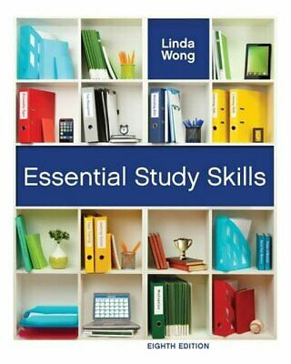 Essential Study Skills (Textbook-specific CSFI) NOUVEAU Broche Livre  Linda Wong