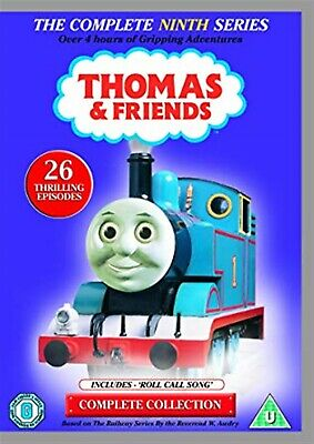 Thomas and Friends - Classic Collection Series 9 :New and Sealed UK Region 2 DVD