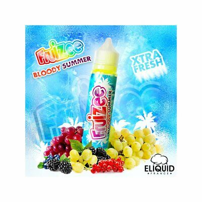 E-liquide Bloody Summer 50ML - Fruizee