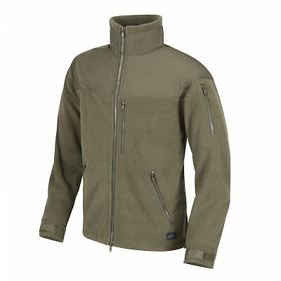 Helikon-Tex Classic Army -Fleece- Vlies-Jacke Outdoor Militär - Olive Green