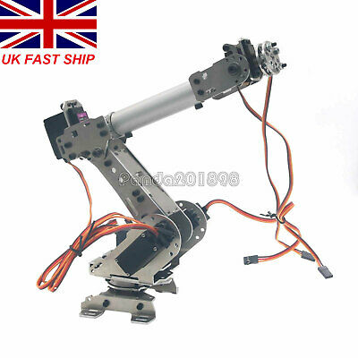 Official DOIT DoArm S6 6DoF Robot Arm ABB Model Manipulator + MG996R MG90S panUK