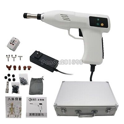 Generation Ⅰ Chiropractic Adjusting Tool Gun Therapy Spine Massager AMCT pandUK#