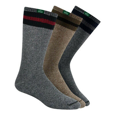 Muck All American Wool Boot 3-Pack, Color: Assortment 1 P0499-001-Lg