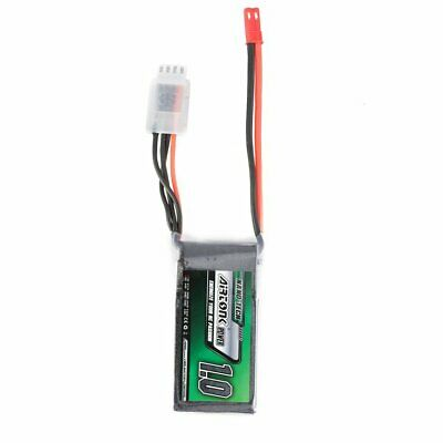 Airtonk Power 11.1V 1000mAh 30C 3s 1P Lipo Battery JST Plug for RC Drone Car ❃⚡✤