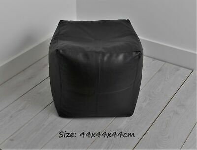 Luxurious Faux Fur CUBE Bean Bag - POLAR   CHOC. BROWN   Leopard Bean Bag 7d1a1fa10e7b0
