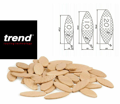 Trend  Wood Jointing Biscuits For Wood & Kitchen Worktop  Choose Siz 0 10 20 A18