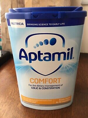 Aptamil Comfort Milk For Colic & Constipation New & sealed Best before June2020