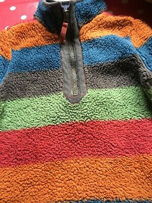 Joules Striped Fleece Age 6 Years