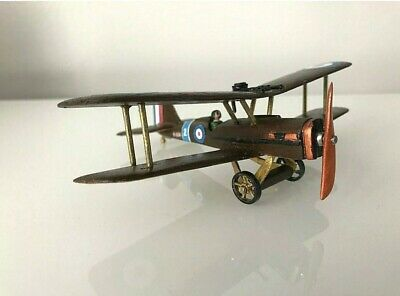 Royal Aircraft Factory S.E 1:60 Aircraft organic wooden HANDMADE Model (NOT TOY)