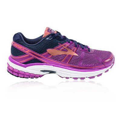 Brooks Womens Vapor 4 Running Shoes Trainers Sneakers Purple Sports Breathable