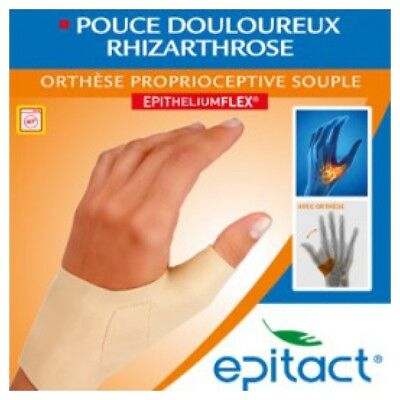Epitact Brace Inch Painful Rhizarthrose Hand Right Size L
