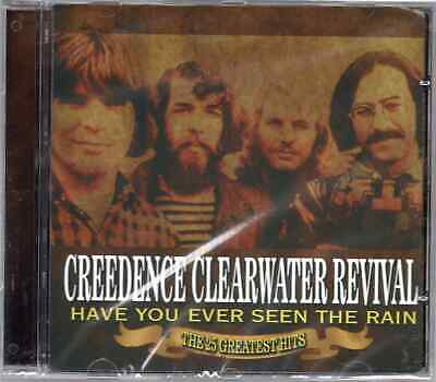 Creedence Clearwater Revival CD The 25 Greatest Hits Brand New Sealed