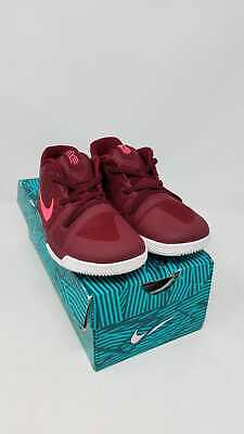 fae3002adc6 NIKE KYRIE 3 TD TEAM RED WHITE 869984 681 ATHLETIC BASKETBALL TODDLER SIZE  10c