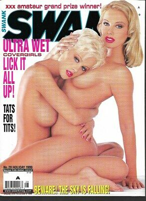 Classic Glamour Magazine. Sandy and Kirsty Smith