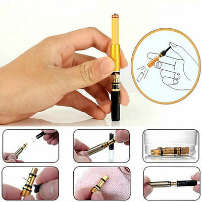 10 PCS Super Cleaning Reusable Reduce Tar Smoke Tobacco Filter Cigarette US