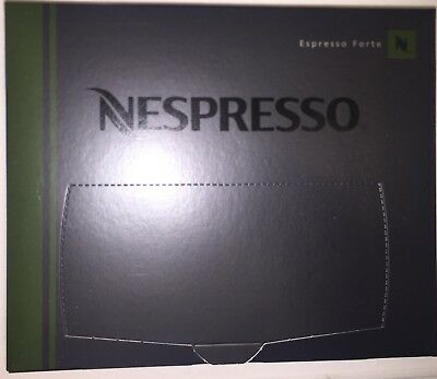 200 CT Nespresso ESPRESSO FORTE (Pro!) Coffee Pods Best Price!