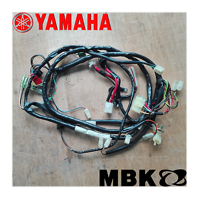 Impianto elettrico completo originale MBK Yamaha Booster NG Track BW'S Bump 50