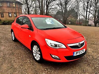 2010 Vauxhall Astra 1.4 ( 99bhp ) Exclusiv #FinanceAvailable