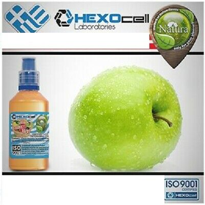 Liquid - Juice Natura - Green Apple 100ml Nicotine 9mg made in EU
