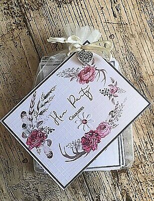 *Hen Party Charades* Favours Funny Hen Do Game Novelty Gift Goody Bag Filler
