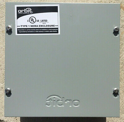New 1 hp to 3 hp Static Phase Converter Panel * NEMA Encolsure in Los Angeles