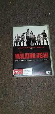 Fear the Walking Dead: Complete First and Second Seasons (Seasons 1 / 2) DVD NEW