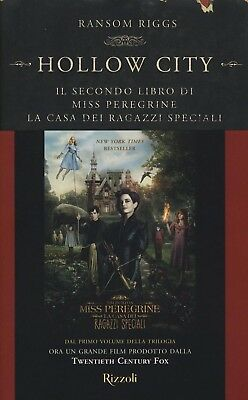 Hollow City. Il secondo libro di Miss Peregrine. La casa de... - Riggs Ransom