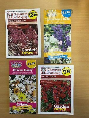 Flower, Grasses, Shrub, Tree seeds - Pick & Mix your choices all in date