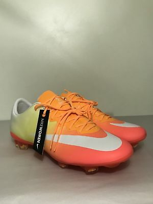 sports shoes d6beb 58068 Nike Femme Mercurial Vapor X Fg Acc Football Cale 744950-800 W   Sac Taille