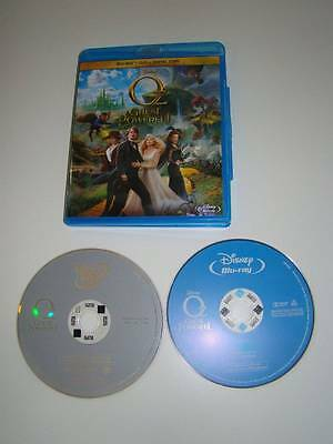 B4 Blu-Ray DVD Disney's The Great and Powerful