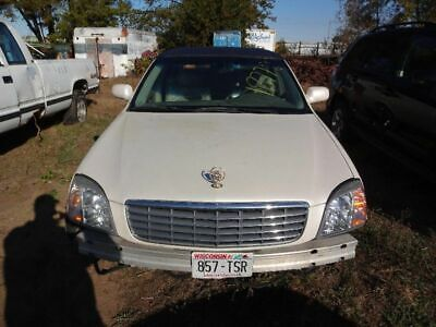 Fuse Box Engine And Limousine Package Fits 01-03 DEVILLE 165741