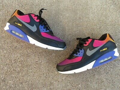 check out e7e04 fac37 Nike Air Max 90 Sunset Size 9 Men Rare 2014 Pre Owned 724763-005 Read