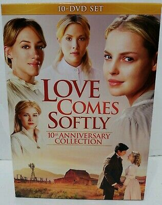 Love Comes Softly 10th anniversary collection (10-disc, DVD, 2007) 10 movie set