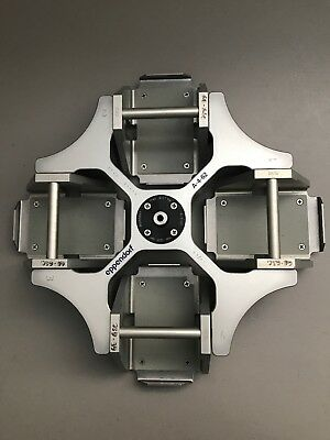 Eppendorf A-4-62 Microplate Swing MTP Bucket Rotor For 5810/5810R Centrifuge