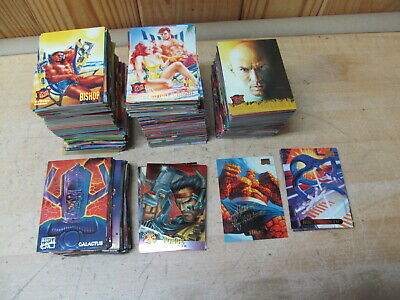 Huge Lot of Marvel Cards, Mostly 1995 Fleer Ultra X-Men