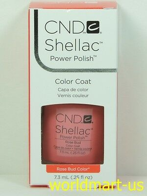 CND Shellac GelColor UV/LED: #40511_Rose Bud 0.25fl.Oz