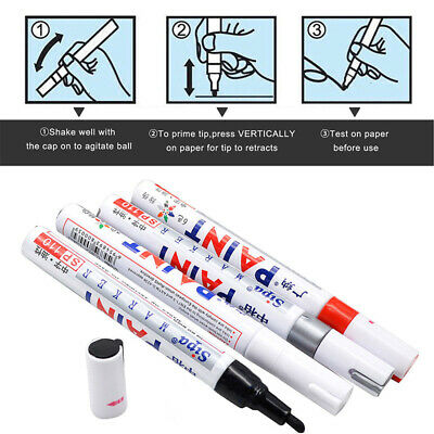 Repair Pen Car Paint Pens Scratch Remover New Professional Waterproof Many Color