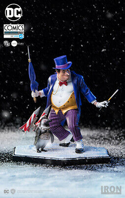 Iron Studios DC Comics Penguin 1/10th Scale Art Statue - Batman, Joker, Gotham
