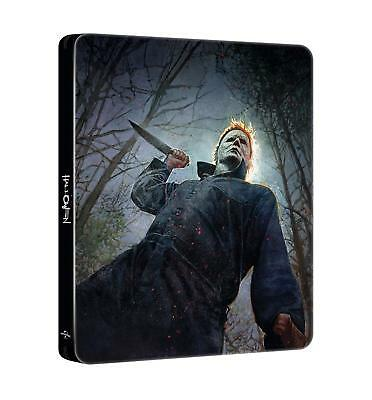 Halloween (2018) Limited Edition Steelbook (Blu-ray) PRE-ORDER!! BRAND NEW!!