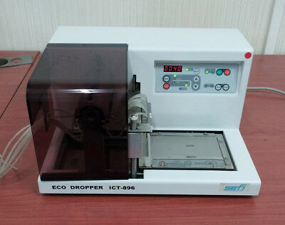 AS ONE sefi ECO DROPPER ICT-896 Microplate Washer