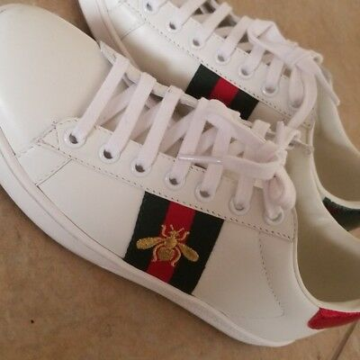 dc3dfd8c0d9 WOMEN S GUCCI ACE Sneakers Bee - New without box size IT 36   US 6 ...