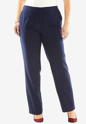 e14c46f570ee5 ... 22W NAVY Black GREY Work Uniform 8620 NWT.  12.99 Buy It Now 24d 11h.  See Details. Women s Plus Size Straight Leg Wool Blend Navy Blue Pants  Retail  74