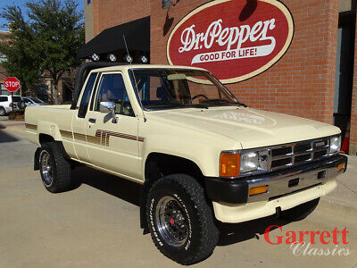 1986 Toyota Other Pickups  1986 Toyota Xtra Cab Deluxe Pick Up 4 Wheel Drive