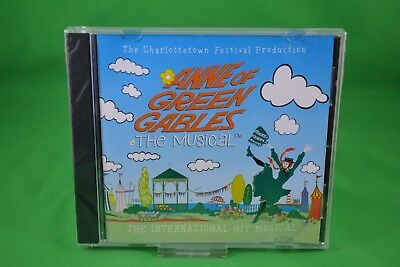 Anne of Green Gables The Musical Charlottetown Festival  CD  New Sealed 1984