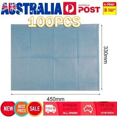 100X Disposable Clean Pad Waterproof Tattoo Tablecloth Hygiene Medical Mat Iヤ