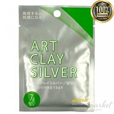 NEW Art Clay Silver 7g DIY Tools genuine from JAPAN