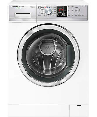 Factory 2nd WD8560F1 Fisher & Paykel - Washer Dryer Combo, 8.5kg/5kg, White - Fa
