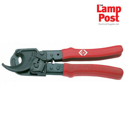 CK Tools 430007 Heavy Duty 190mm Ratchet Cable Cutter