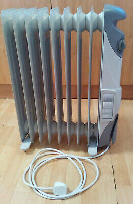 Oil Filled Radiator 2kw Portable 9 Fin Electric Heater