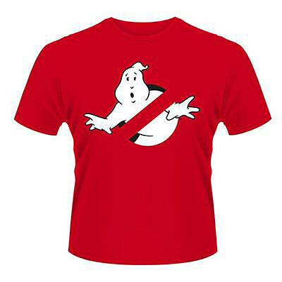 bc985729d2322 T-shirt HOMME ROUGE GHOSTBUSTERS SOS FANTOMES Taille S NEUF fantome cinéma